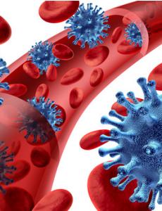 Bluterkrankheit (Hämophilie) im Blut fehlt der Blutfaktor VIII